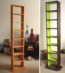 Tall Skinny Bookcase Best 25 Skinny Bookshelf Ideas On Pinterest Tall Skinny