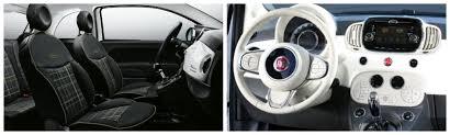Fiat 500 Interior 2016 Fiat 500 Vs 2015 Fiat 500