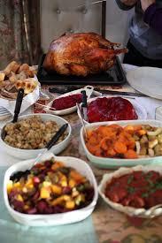 thanksgiving thanksgiving traditional food list