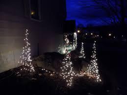 tripods as outdoor trees fabulous idea