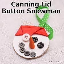 the 25 best snowman canning lids ideas on jar lid