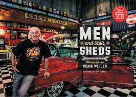 men s purchase the book men and their sheds men and their sheds author