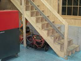gargage loft stairs ideas the garage journal board