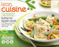 cuisiner une butternut lean cuisine butternut squash ravioli reviews