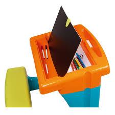 bureau enfant smoby bureau petit ecolier bleu la grande récré vente de jouets et