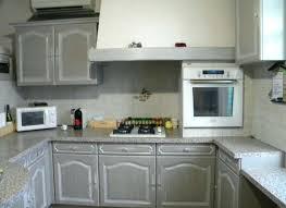relooking meuble de cuisine meuble cuisine rustique simple gallery of quelle peinture pour