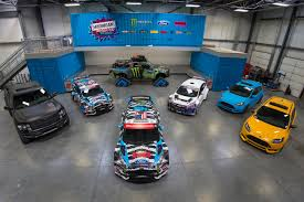 ford headquarters inside virtual tour through hoonigan headquarters u2013 pro net mk