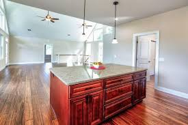 what paint color goes best with cherry wood cabinets gorgeous kitchen design ideas for cherry cabinets