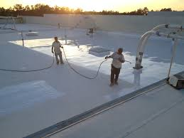 Surecoat Roof Coating by High Solids Silicone Coating Progressive Materials
