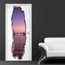 wall stickers uk wall art stickers kitchen wall stickers ws9061 3d serenity door mural