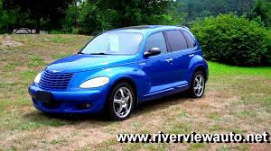 2004 chrysler pt cruiser gt 4dr wagon 2 4l turbo 4cyl mt leather