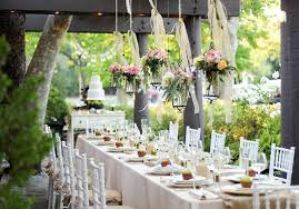 Garden Wedding Reception Decoration Ideas Simple Outside Wedding Reception Ideas Home Wedding Decorations