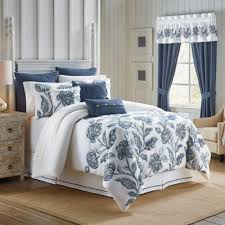 White And Teal Comforter Buy Jacobean Queen Comforter Set From Bed Bath U0026 Beyond