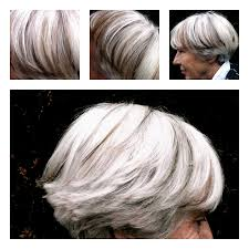 white hair with black lowlights mooi grijs is niet lelijk gray hair gray and silver hair