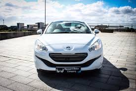 peugeot car company peugeot rcz 1 6 thp gt 200 car details from wynyard motor company