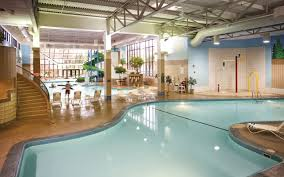 pools and aquatic activities