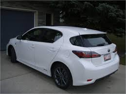 2013 lexus ct200h f sport special edition pictures comparing regular ct200h to the f sport pre 2014 my
