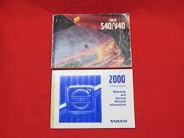 1997 volvo s40 owners manual the most solid volvo cars