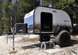 nissan titan con lance 650 camper summit teardrop camper rv rv camping and camp trailers