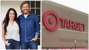 chip and joanna gaines debut fixer upper target line simplemost