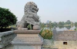 qilin statue qilin asian mythological statue stock photo image of historic