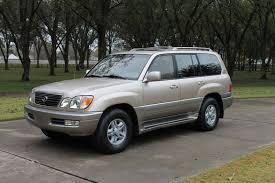 prices of lexus suv 1999 lexus lx 470 luxury suv price used cars hallum