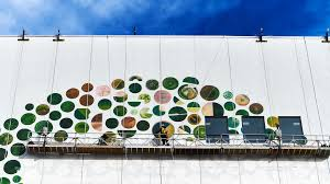 google u0027s data center walls are being turned into beautiful art