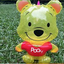 inflatable 3d winnie pooh lantern mid autumn festival