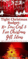12 days of christmas low cost free christmas gift ideas