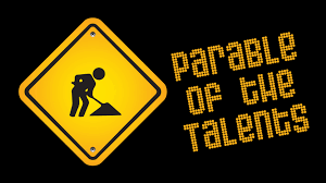 parable of the talents u0027 childrens lesson matthew 25 14 30