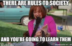 The Middle Memes - the middle one of my favorite axl quotes we win ugly quotes