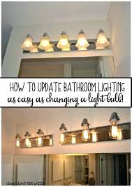 6 bulb bathroom light fixture sensational design ideas 6 bulb bathroom light fixture vanities