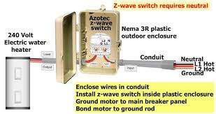 Tork Plug In Timers Dimmers by How To Wire Aeon Labs Aeotec Z Wave Energy Smart Switch