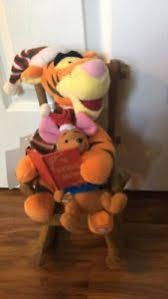 talking tigger reading twas the before to roo ebay