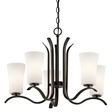 kichler lighting customer service kichler 43074ni five light chandelier amazon com