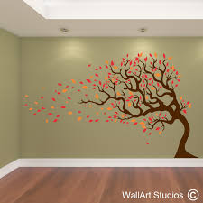 wall ideas design permision considered wall with trees