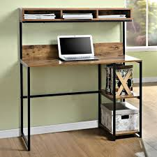Small Space Computer Desk by Desk Small L Shaped Computer Desk With Hutch Found It At Wayfair