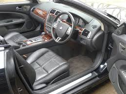 cube cars interior jaguar