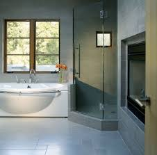 Walk In Shower Designs by Master Bathroom Walkin Shower Dark Goldenrod Luxury Shower Wall