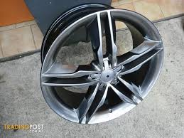 tyres for audi wheels tyres audi a5 19inch replica for sale in carramar nsw