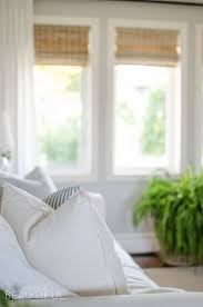 Woven Wood Shades Woven Wood Shades The Best Window Treatments A Burst Of Beautiful