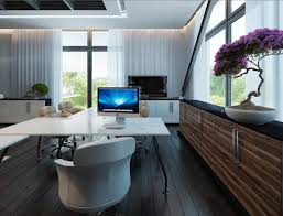 home office white walnut office furniture modern new 2017 office