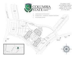615 Area Code Map Williamson Campus