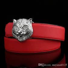 designer belts new designer belts g mens belt senior tiger copper buckle