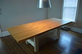 Building A Wood Table Top by Build A Reclaimed Wood Dining Table Hands On And How To Blog