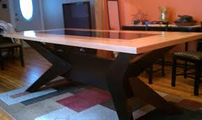 Custom Table Pads For Dining Room Tables by Kitchen Table Harmony Custom Kitchen Tables Fascinating