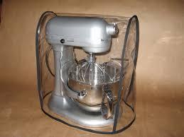 clear mixer cover fits kitchenaid bowl lift black trim u2013 5 6 qt