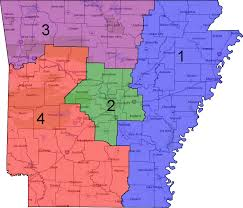 us house of representatives district map for arkansas republicans rigged the house through gerrymandering democrats can