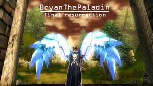 bryanthepaladin final resurrection knight online youtube
