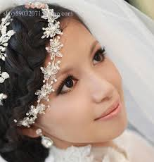 hair accessories for wedding crown wedding accessories frontlet headdress korean hair